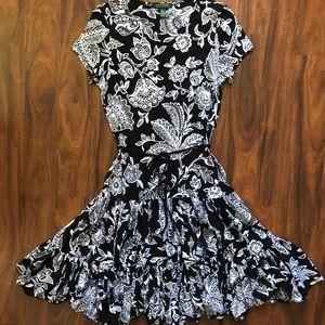 Lauren Ralph Lauren Cotton Dress